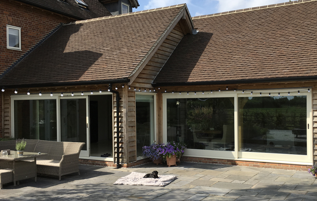 Lift & Slide Doors from Brookeswood Joinery